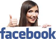 Coloque o seu gosto no facebook